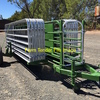 WANTED - Thornton 22 Panel Portable Sheep Yards, must be in good straight condition.