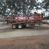 Large spray unit Farmer Built
