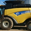 2009 New Holland CR9080 Header With A 40ft New Holland 83C Front & Trailer