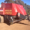 New Holland D1210 - 8x4x3 Large Square Baler For Sale