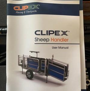 Clipex Sheep Handler