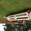Hesston 1014 hydra swing