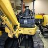 Komatsu PC40MR-2 4.5 ton excavator with low hours,