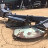 UFO MOWER 6ft, Twin Rotor, A Good Mower In good working Condition.