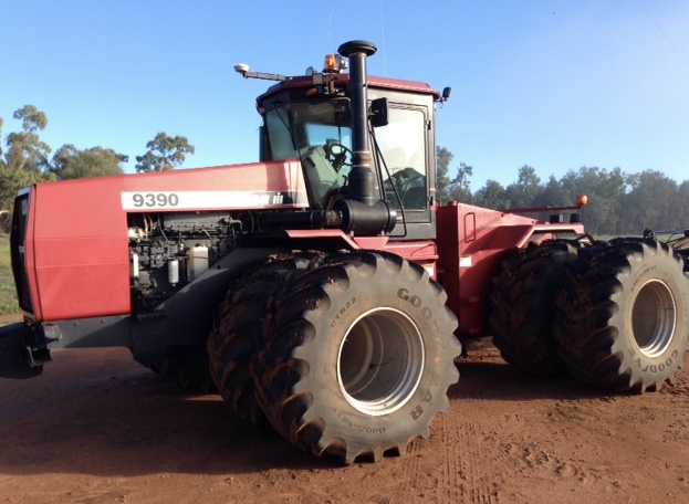 Pulling Tractors For Sale >> Case IH 9390 4WD Articulated tractor for sale | Machinery