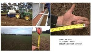 Seed Treatment Fertilizer - 1000 Litres