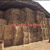 330 Clover Rye Hay x 650-700kg 8x4x3 bales ex farm