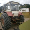 International 766 FEL Tractor