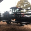 2012 Macdon M155 Windrower with 30 ft D60