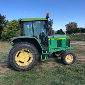 John Deere 6010 Tractor