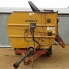 Knight Feed Mixer in good condition with Scales For Sale
