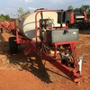Flexi Coil Sprayer 2500 lt Tank With 25m Boom