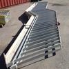 Steel stair case stringer ( 1 pair only )