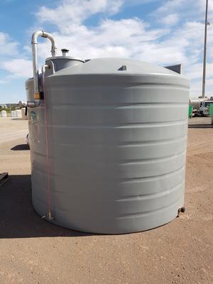 10,000L Diesel Fuel Storage Tank