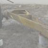 Outrigger Frame for 10ft Roller