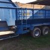 Silage cart