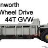 Kenworth K 14GE 8 WHEEL DRIVE