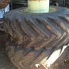24.5 x 32  Dual Tyres