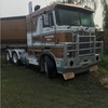 95 Kenworth K100G with AFM Tri-axle Trailers Road Train Rated