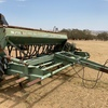 john shearer 27 run direct drill combine seeder