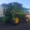 John Deere 9770STS Header / Harvester For Sale with fronts
