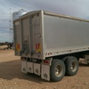 1993 Hamelex Tipper Dog Trailer