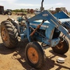FORD 5000 WITH FRONT END LOADER, FORKS AND BUCKET