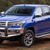 Toyota Hilux and Ford Ranger, best selling vehicles for November