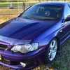2003 Ford Falcon Ute BA XR8