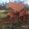 587 Massey Ferguson old but only harvested 1500 acres , good for parts