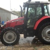 2015 Massey Ferguson 5450 Tractor w Fork Lift Mast For Sale