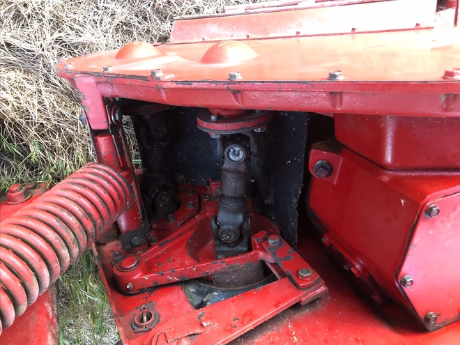 NEW HOLLAND DISCBINE 411 MOWER CONDITIONER FOR SALE