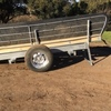 Portable Sheep Yards with Ramp/Working Race