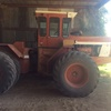 International 4568 articulated tractor