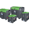 Portable Diesel Storage & Dispensing Tank 200 - 900 litres
