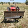 Kubota L2201 4WD Tractor FEL 100 Hours  Slasher  4 in 1 Bucket