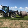 2014 New Holland T7 - 170 Tractor / Front End Loader For Sale