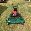 Ransomes self propelled mower