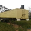 Tipper Trailer Ready to Work