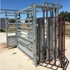 Cattle Crush ( Gribben Echuca ) With Vet Doors