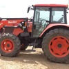 Kubota M108 4 Cyl 100 HP with New Burder 8070 XP3 Loader