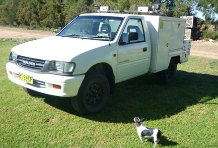 1999 Holden Rodeo Tradesmans Ute Vehicles Amp Motorbikes 2wd