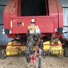New Holland BR750 Round Baler