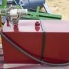 180 litre fuel tank & electric Pump
