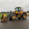 VOLVO L120F HITCH AND BUCKET