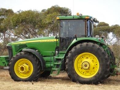 John Deere For Sale >> John Deere 8520 Machinery Equipment Tractors For Sale