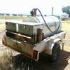 Diesel Fuel trailer