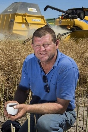 Speak Farmer - Nuffield Scholar and grain grower Chris Reichstein says