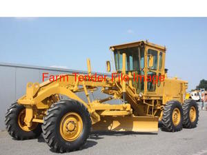 WANTED - Caterpillar 130G Road Grader must be in good solid working condition.