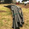 poly pipe, quantity